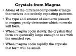 crystals from magma11