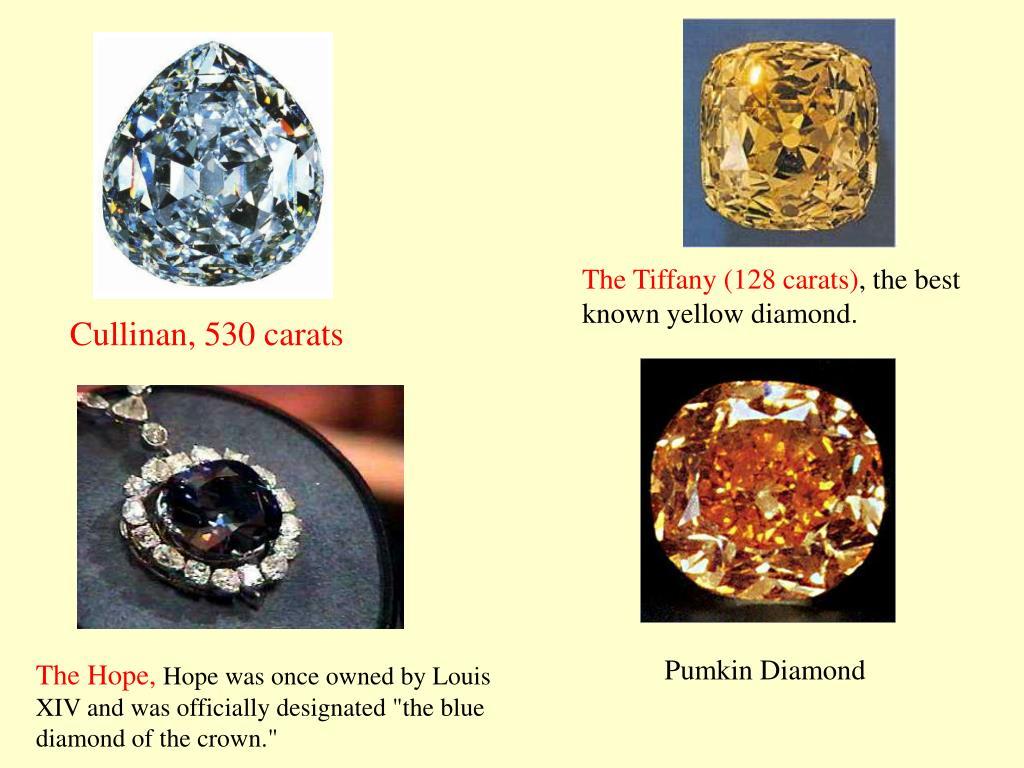 The Tiffany (128 carats)