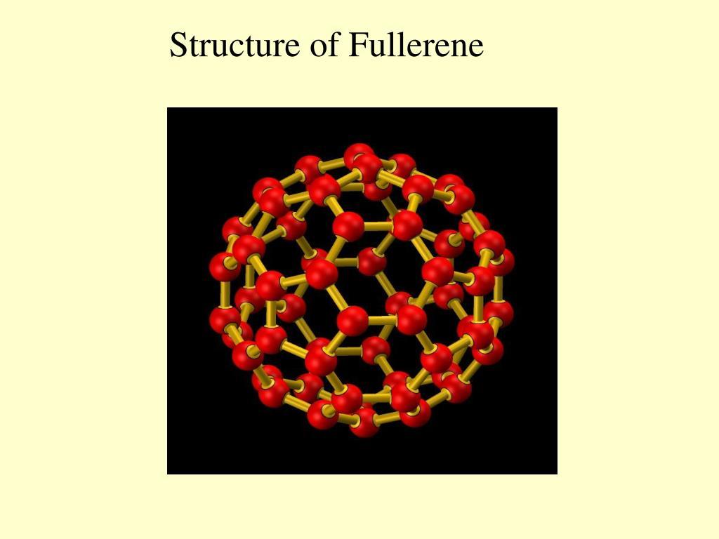 Structure of Fullerene