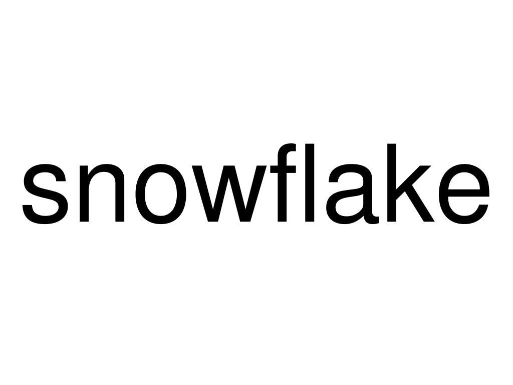 snowflake l.