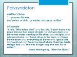 polysyndeton2