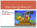 where does the money go28