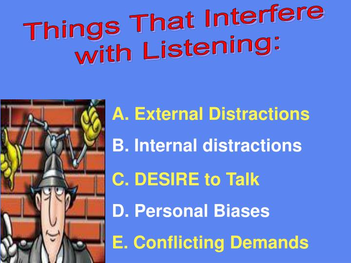 Things That Interfere