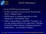 nato deterrence
