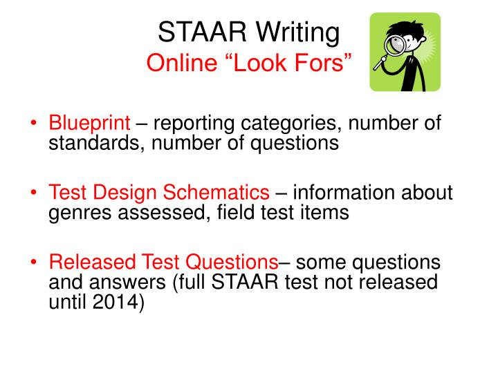 Ppt getting ready for staar writing powerpoint presentation id staar writingonline look fors malvernweather Images