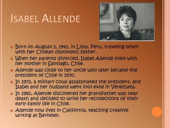Isabel allende1