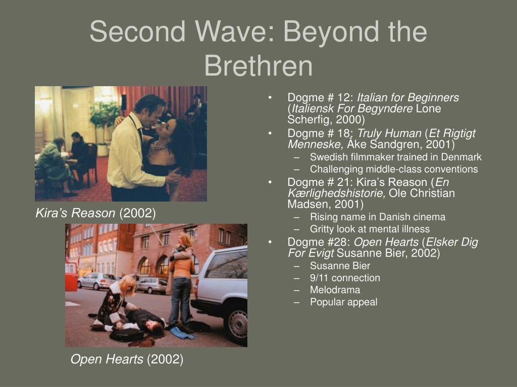 Second Wave: Beyond the Brethren
