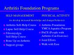 arthritis foundation programs9