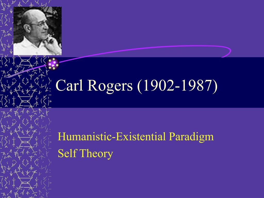 carl rogers theory of self pdf