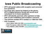 iowa public broadccasting