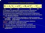 fundamentalne r wnanie pyrgeometru