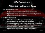 primers north america