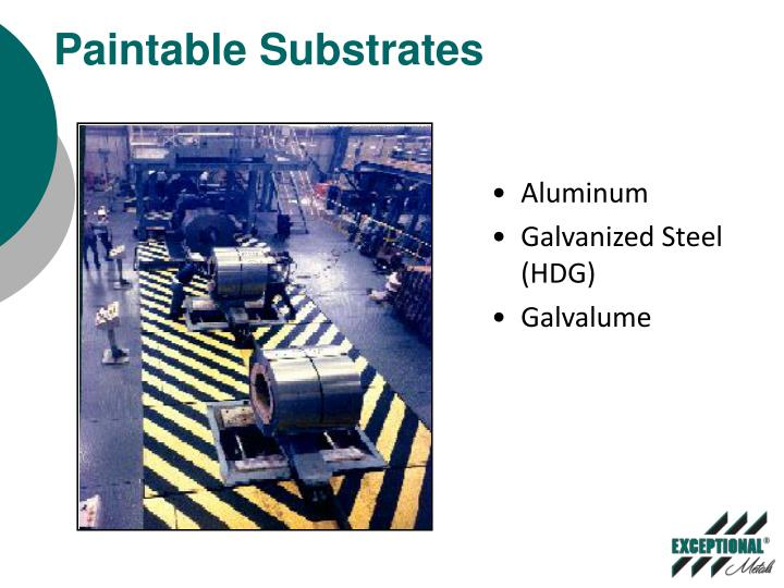 Paintable substrates