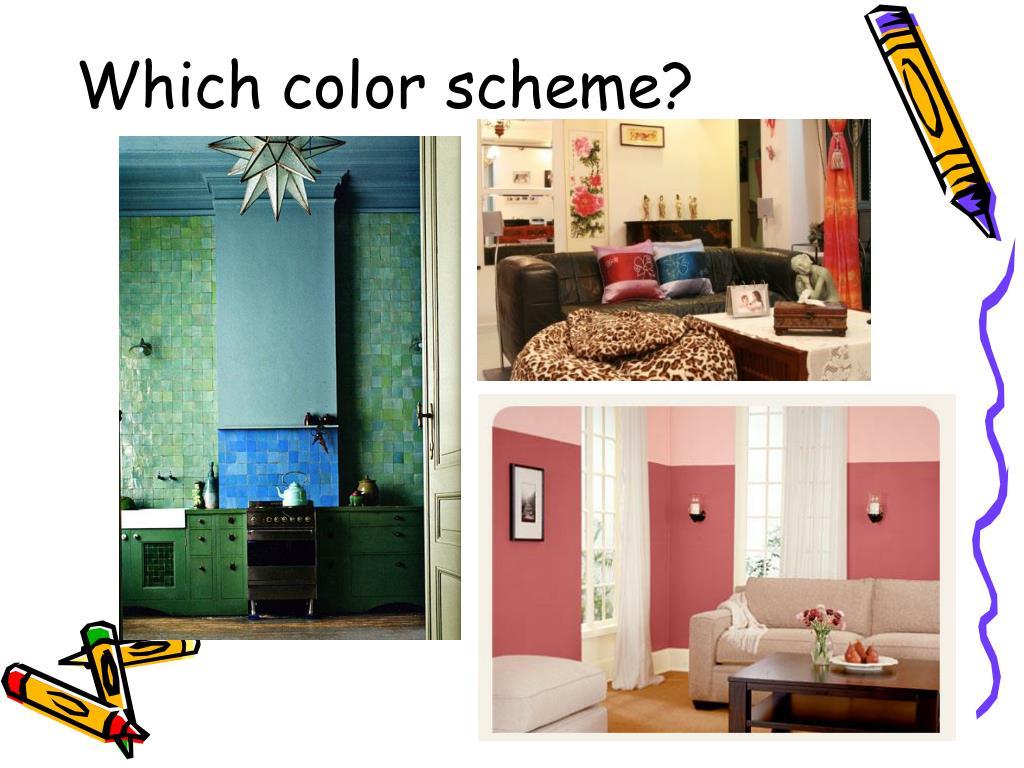Which color scheme?