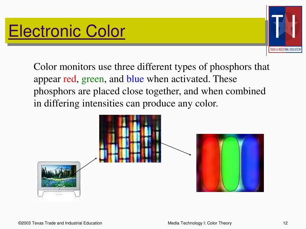 Electronic Color