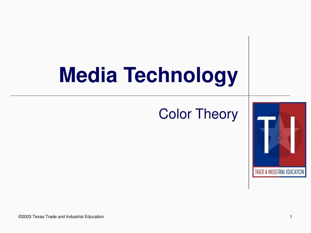 media technology l.