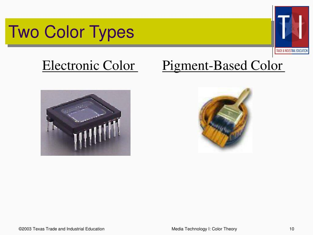 Two Color Types