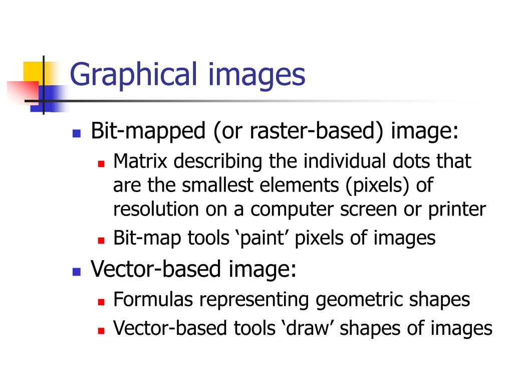 Graphical images