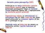n o rmalna pulsna polarografija npp