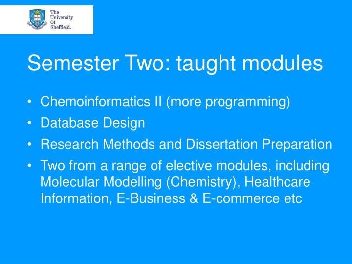 dcs sheffield dissertation