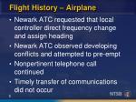 flight history airplane5