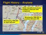 flight history airplane7
