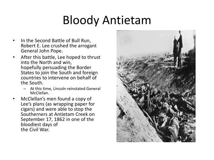 Bloody Antietam