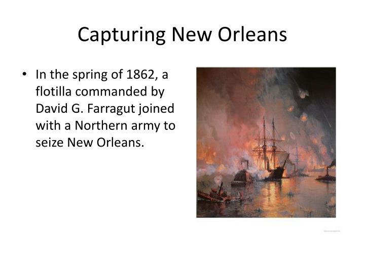 Capturing New Orleans