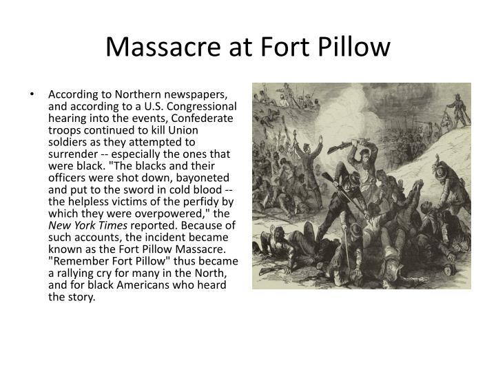 Massacre at Fort Pillow
