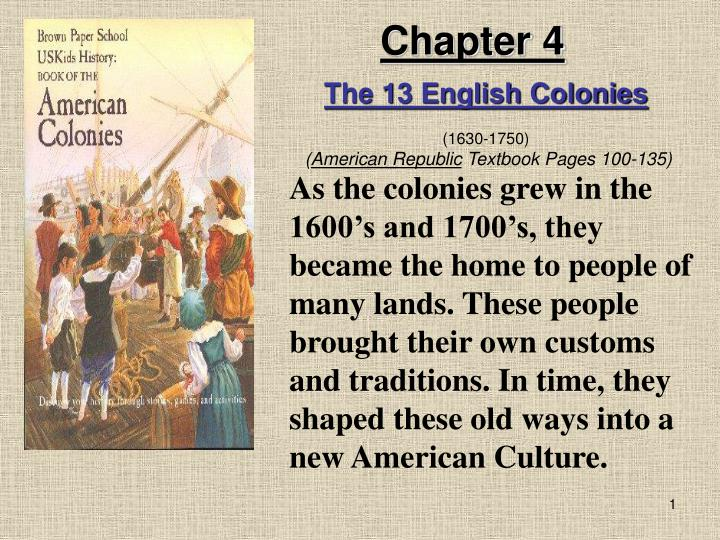 how much equality liberty and self government existed in the american colonies from 1700 1750 06032017  the governments of the colonies were formed in  they had a strong capacity for self-government and held  american history timeline 1675-1700.