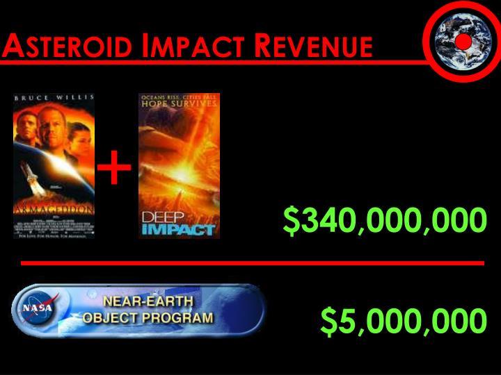 Deep impact vs neos