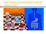 http kitses com animation swfs digestion swf