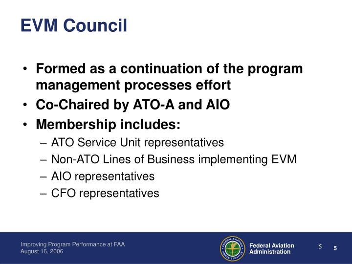 EVM Council