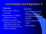 vulnerability and adaptation 4