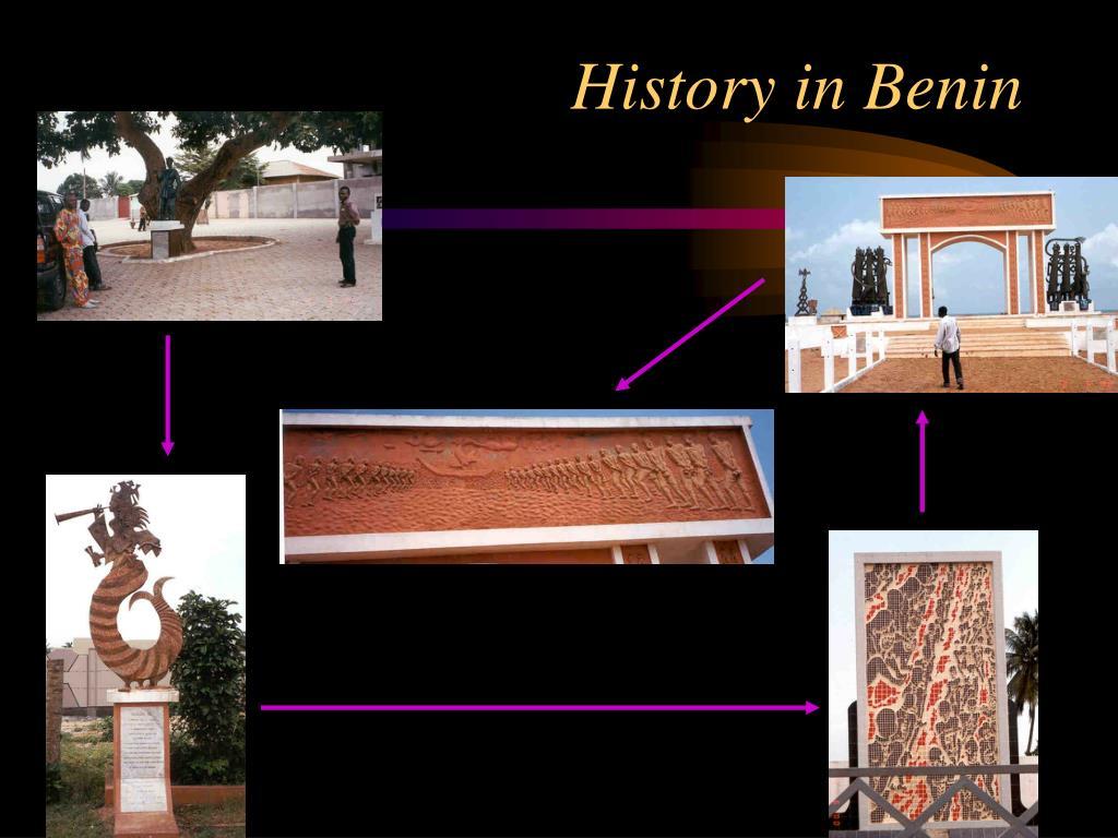 History in Benin