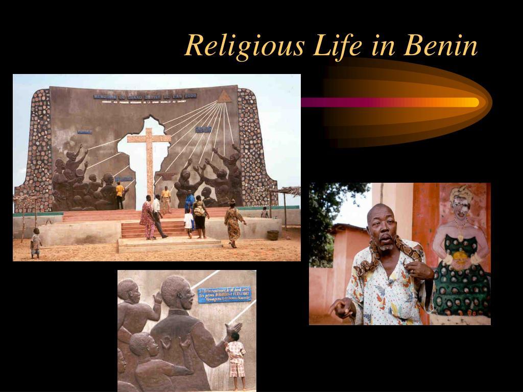 Religious Life in Benin