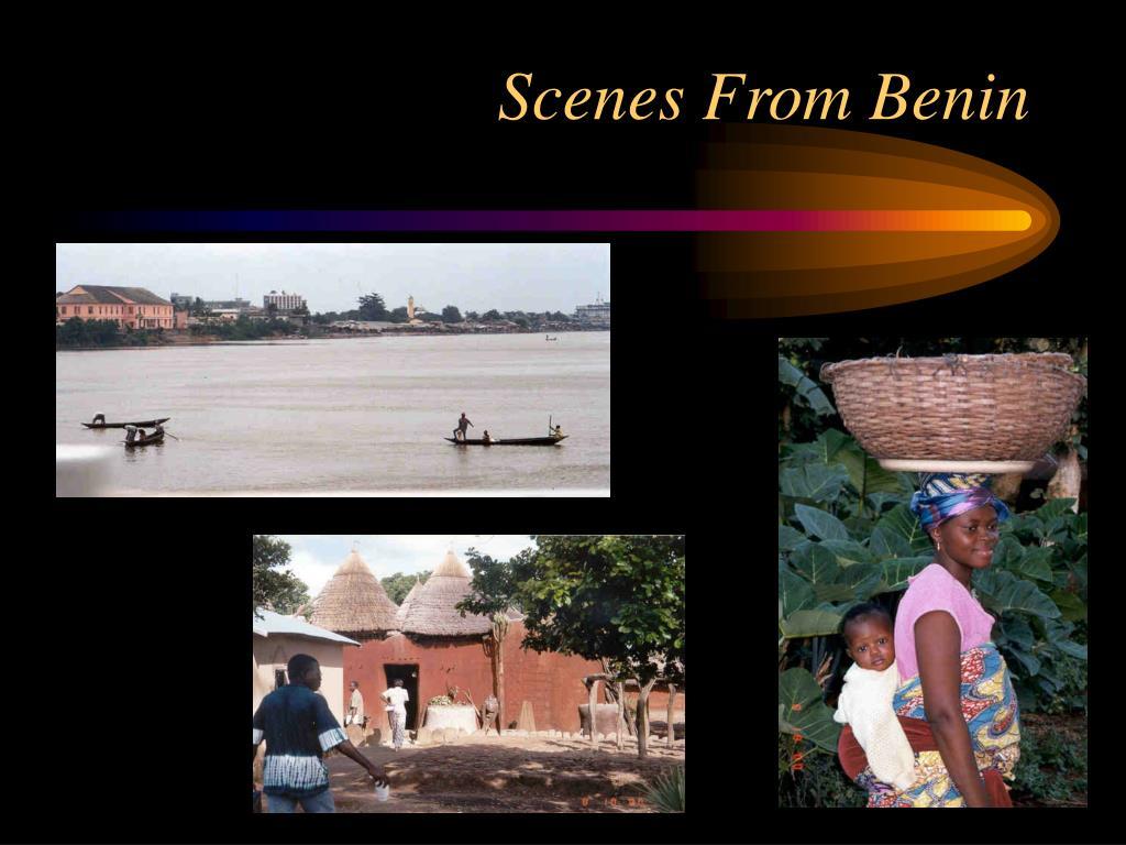 Scenes From Benin