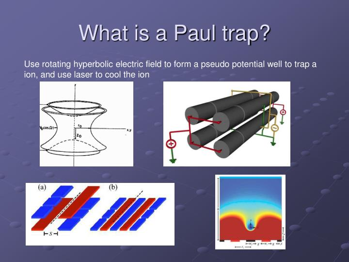 What is a Paul trap?