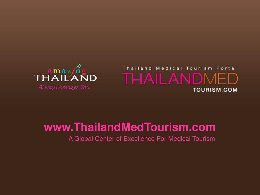 www.ThailandMedTourism.com