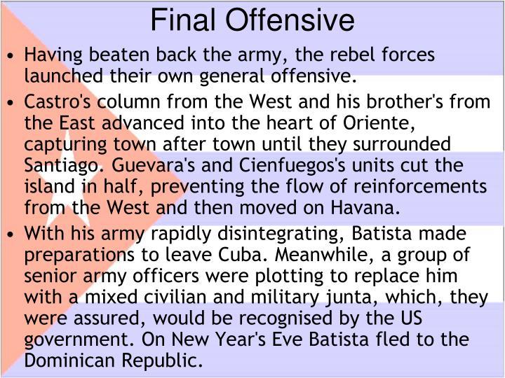 Final Offensive