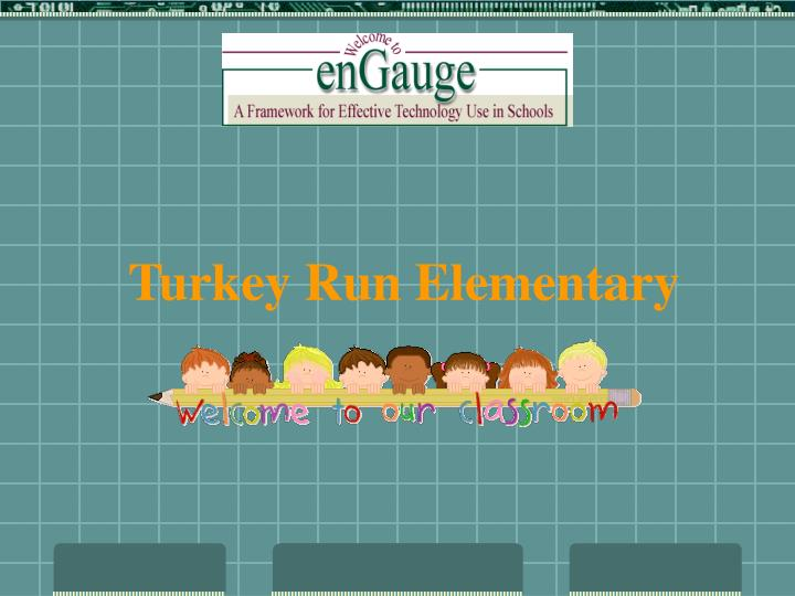 Turkey Run Elementary