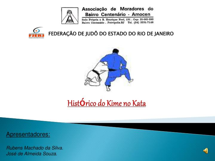 hist rico do kime no kata n.