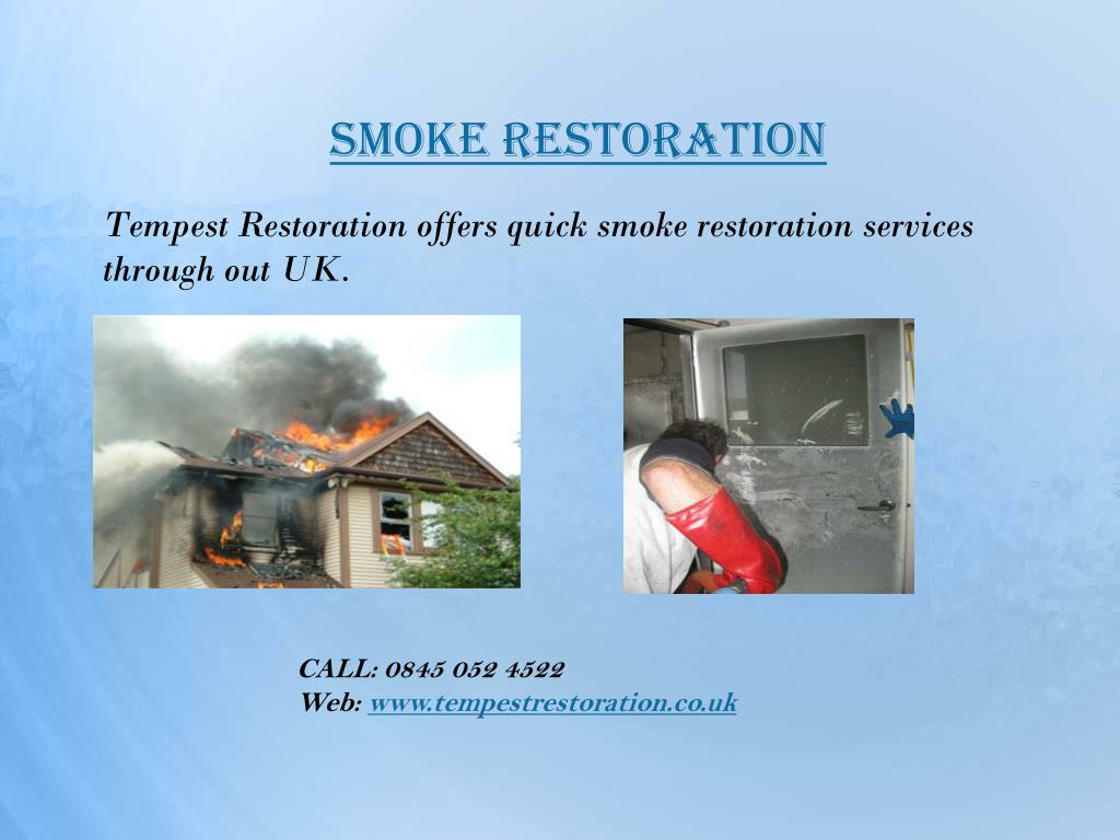 Smoke Restoration