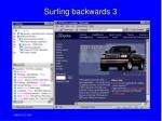 surfing backwards 3