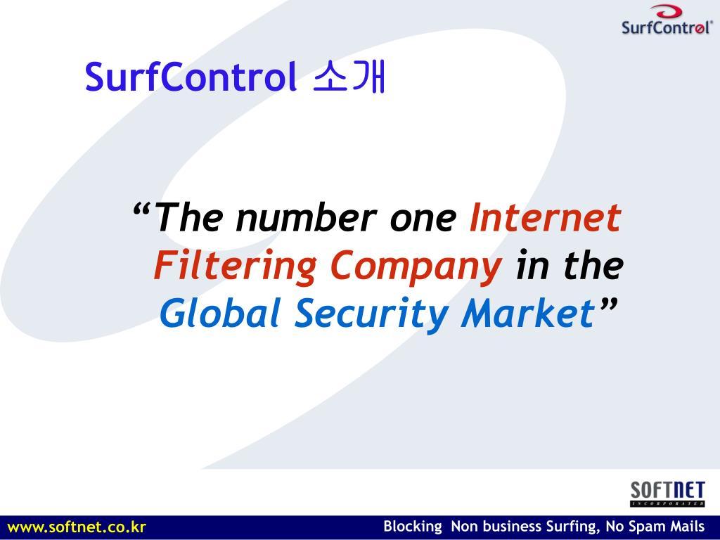 SurfControl