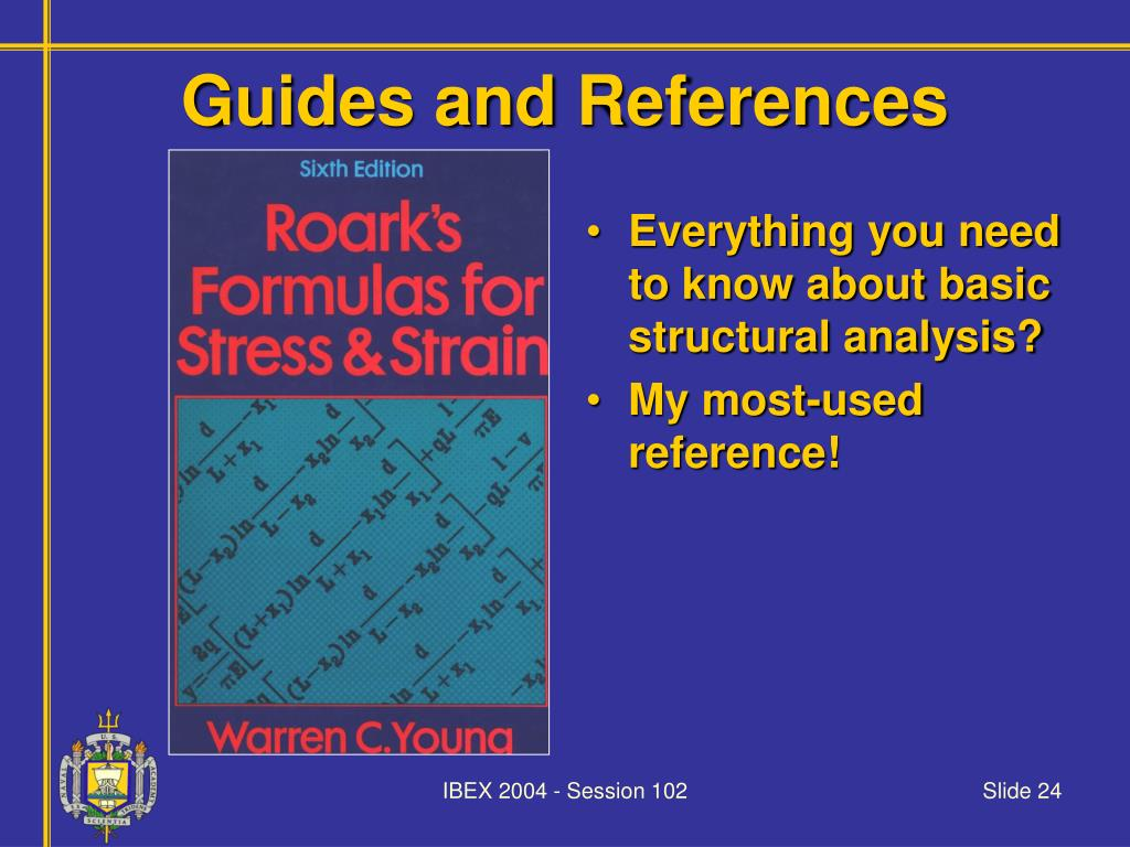Guides and References