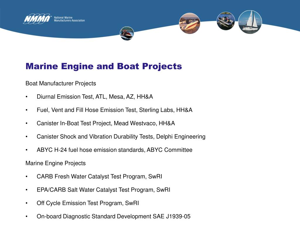 Marine Engine and Boat Projects