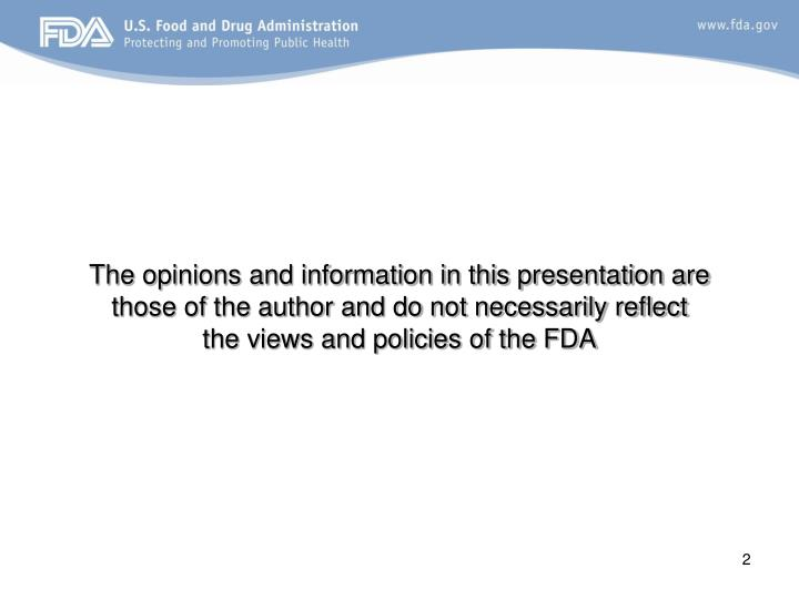 ppt - fda guidance for industry: assessment of abuse potential of, Presentation templates