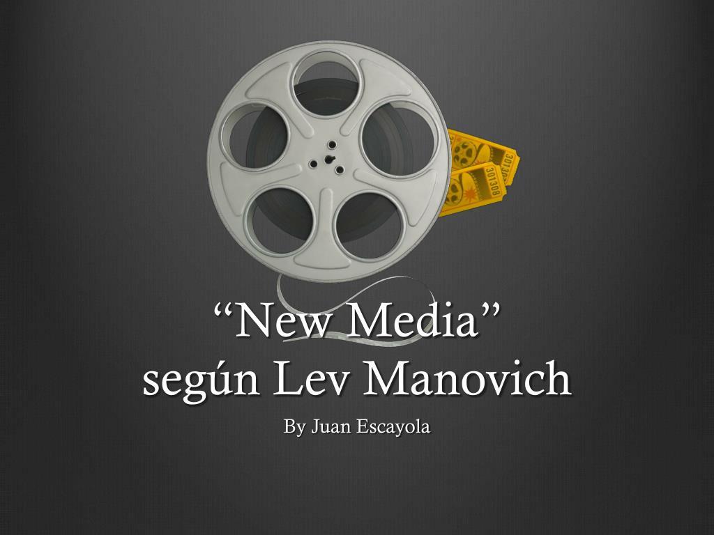 new media seg n lev manovich