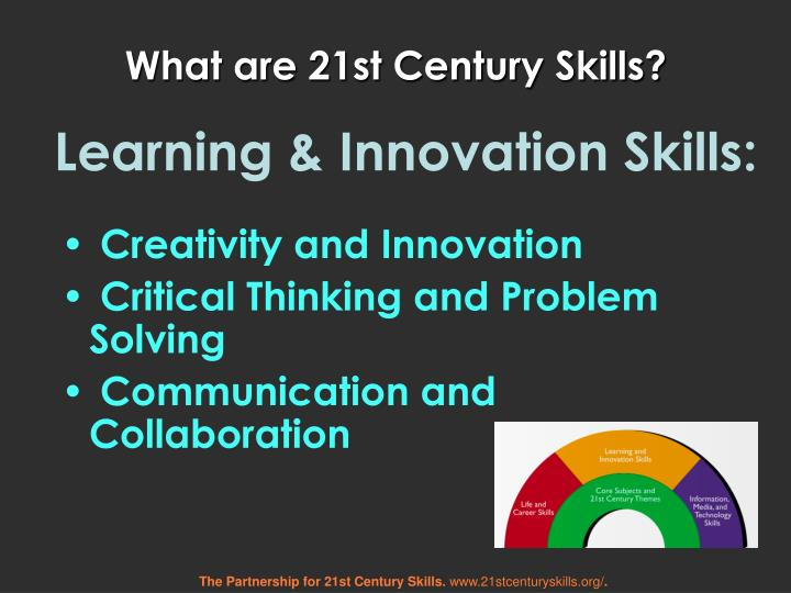 What are 21st Century Skills?